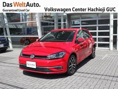 VW ゴルフハイラインテックエディション 元試乗車 液晶メーター ナビ付