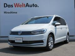 VW ゴルフトゥーランTDI コンフォートライン