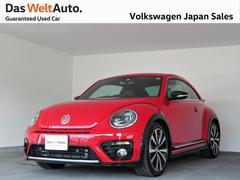 VW ザ・ビートル2.0 R−Line 黒革内装 19AW  認定中古車