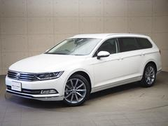 VW パサートヴァリアントTSI ハイライン 元試乗車 認定中古車 保証付き