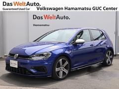 VW ゴルフRデモカー   認定中古車 純正ナビ バックカメラ ETC