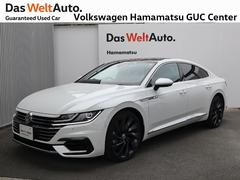 VW アルテオンRライン アドバンス サンルーフ 四駆 デモカー 純正ナビ