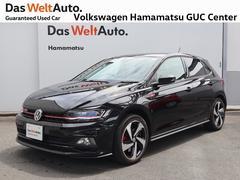 VW ポロGTIデモカー   認定中古車 純正ナビ バックカメラ ETC