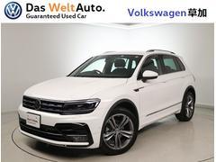 VW ティグアン認定車 純正ナビ 純正ドラレコ 追従式クルコン 1オナ 禁煙