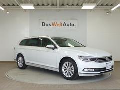 VW パサートヴァリアントTDI Eleganceline discoverプロナビ付