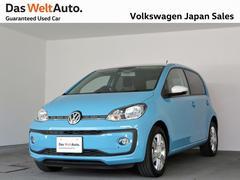 VW アップ!roofup!4D 40台限定 BTオーディオ  認定中古車