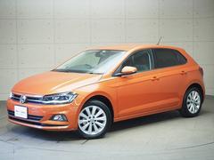 VW ポロTSI ハイライン セーフティーパッケージ 認定中古車保証付