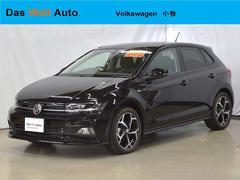 VW ポロTSI Rライン 登録済未使用テクノロジーセーフティ付車