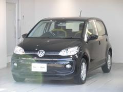 VW アップ!ハイアップ!4ドア クルーズコントロール ETC 保証付