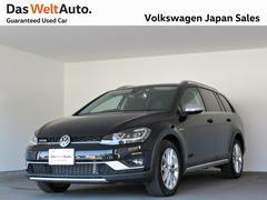 VW ゴルフオールトラックTSI 4モーション 7.5 ワンオーナー