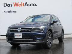 VW ティグアンTDI ハイライン レザー テクノロジーP 認定中古車