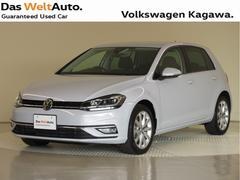 VW ゴルフTSIコンフォートライン テックED 認定中古車 純正ナビ