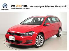 VW ゴルフヴァリアントTSI Comfortline Connect