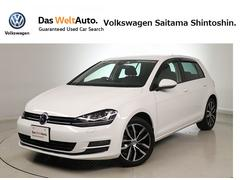 VW ゴルフ TSI Highline Connect Genuine DR