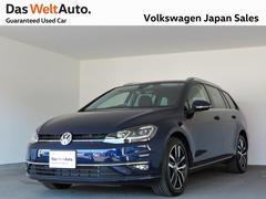 VW ゴルフヴァリアントTSIハイラインテックED デジタルメーター 元試乗車