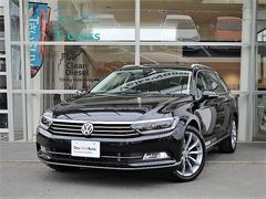 VW パサートヴァリアントTSI Highlineワンオーナー・禁煙車・デジタルメータ