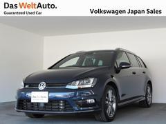 VW ゴルフヴァリアントR−ライン NAVI ETC ACC