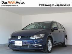 VW ゴルフヴァリアントTSI コンフォートライン 7.5型 ディスカバープロ 禁煙