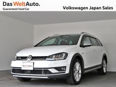 VW ゴルフオールトラックTSI 4MOTION アップグレードPKG