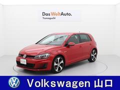 VW ゴルフGTIベースグレード 6MT DCC 前車追従機能 ワンオーナー