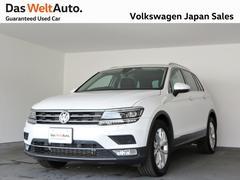 VW ティグアンTSIハイライン 純正ナビ LED ACC シートヒーター