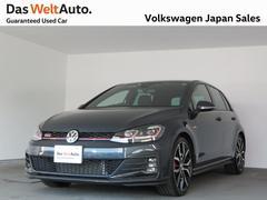 VW ゴルフGTIGTIパフォーマンス デジタルメーター 19AW 認定中古車