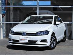 VW ポロTSI CL 登録済み未使用車・セーフティ・テクノロジーPK