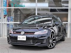 VW ゴルフGTIGTI Performance 登録済み未使用車・純正ナビ