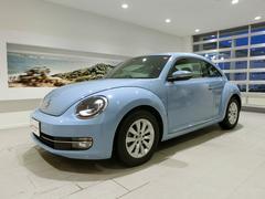 VW ザ・ビートルDesign HID ETC 正規ディーラー認定中古車保証付