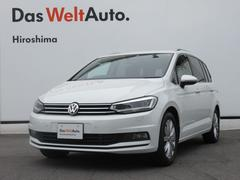 VW ゴルフトゥーランTSI Highline Democar Tech