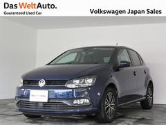 VW ポロALLSTAR LED 限定車 専用色 認定中古車