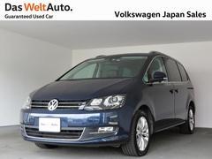 VW シャランハイライン フルレザーシート HID 純正ナビ 認定中古車