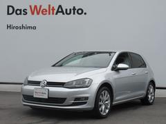 VW ゴルフTSI Highline BlueMotion Technology ACC SDnaviRC