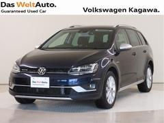 VW ゴルフオールトラックTSI 4MOTION UpgradeP 認定中古車