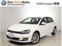 VW ゴルフ TSI Highline BlueMotion Technology Navi ETC ACC