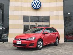 VW ゴルフヴァリアントTSI Comfortline BlueMotion Technology