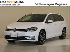 VW ゴルフヴァリアントTSI Highline 認定中古車 純正ナビ