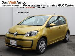 VW アップ!move up! 4ドア 登録済未使用車 Bluetooth