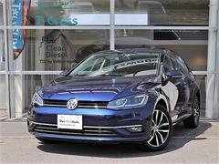 VW ゴルフTSI HL Tech ED 弊社試乗車・デジタルメーター
