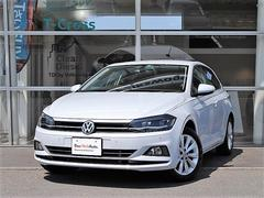 VW ポロTSI Highline弊社試乗車・テクノロジー・セーフティ