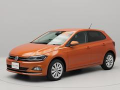 VW ポロTSI ハイライン セーフティPKG付 認定中古車