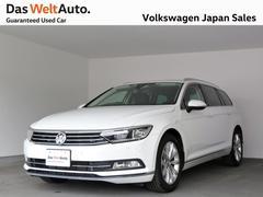 VW パサートヴァリアントTDI エレガンスライン