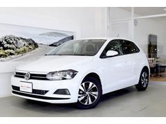 VW ポロTSI Comfortline Tech.pkg