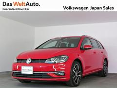 VW ゴルフヴァリアントTSI Highline Tech Edition SSDNAVI ETC