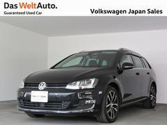 VW ゴルフヴァリアントTSI Highline Connect SSDNAVI ETC
