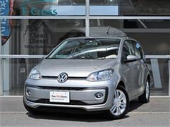 VW アップ!high up! 登録済み未使用車・コンポジ・シートヒーター