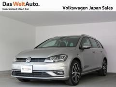 VW ゴルフヴァリアントTSI ハイライン テックエディション 弊社デモカー