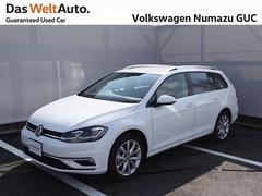 VW ゴルフヴァリアントTSI Comfortline Tech Edition
