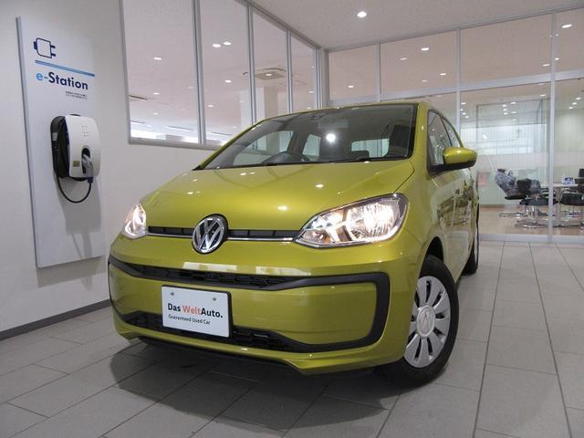 フォルクスワーゲン アップ! move up! 4Door    VW認定中古車