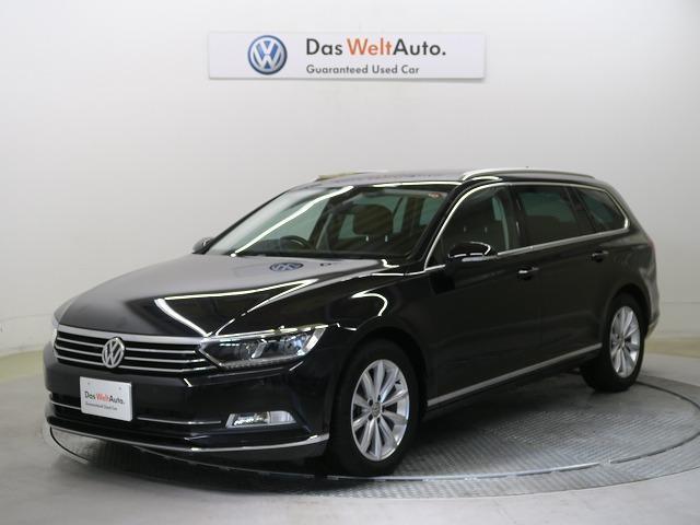 フォルクスワーゲン TDIエレガンスライン Volkswagen認定中古車